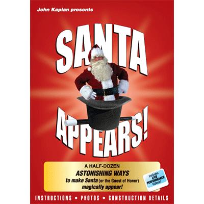 Santa Appears - John KaplanDVD