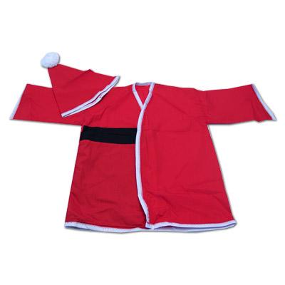 Santa Costume Bag - Trick