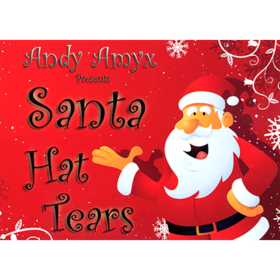 Santa HatTear - Andy Amyx