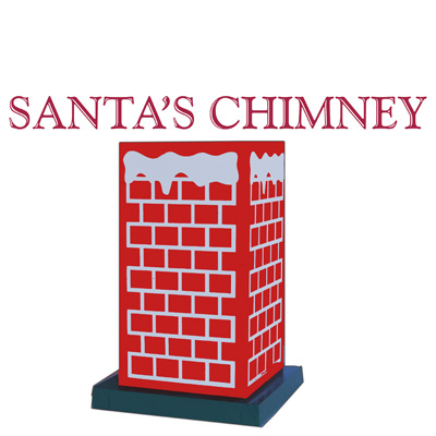 Santa's Chimney - Daytona Magic Inc.