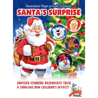 Santas Suprise - Razamatazz Magic