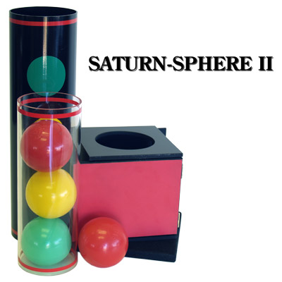Saturn-Sphere II by Daytona Magic Inc. - Trick