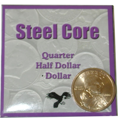 Steel Core New Dollar by Chazpro - Trick