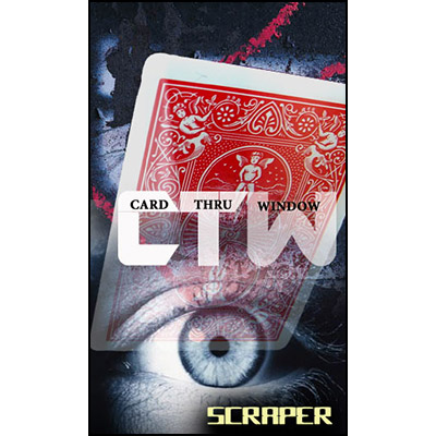 Scraper (Card Through Window) - Trick