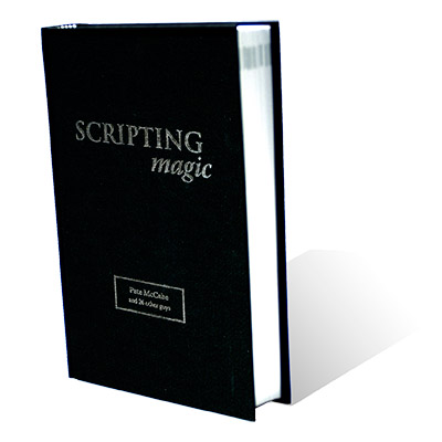 Scripting Magic by Pete McCabe - Book