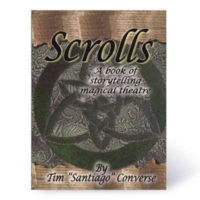 Scrolls by Tim Converse - Book