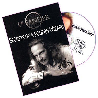 Secrets of a Modern Wizard by Losander - DVD