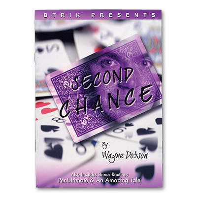 Second Chance by Wayne Dobson - Trick