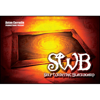 SWB (Self Writing Blackboard) by Anton Corradin - Tricks