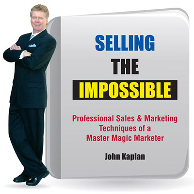 Selling the Impossible by John Kaplan - Book