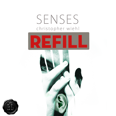 Senses Cup Refill (10 Cups and Lids) - Trick