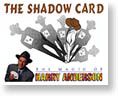 Shadow Card trick