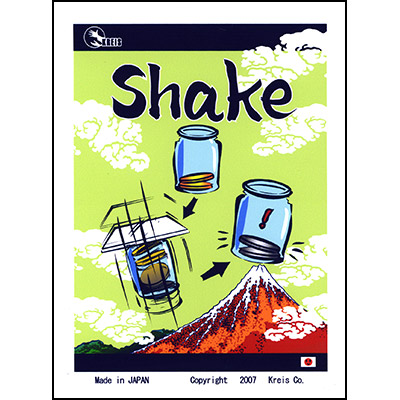 Shake by Kreis Magic - Trick