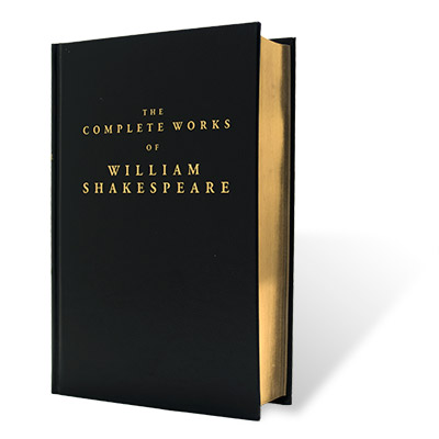 The Shakespeare Experiment (Complete Works of William Shakespeare Book) by Miracle Factory - Trick
