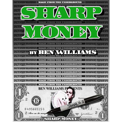Sharp Money by Ben Williams - Book