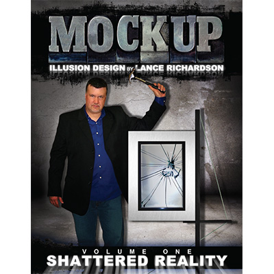 Shattered Reality by Lance Richardson - Book