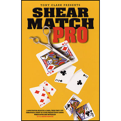 Shear Match Pro by Tony Clark - Trick