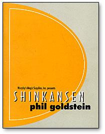 Shinkansen trick Phil Goldstein