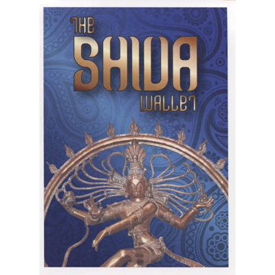 The Shiva Wallet by Anthony Miller - Trick