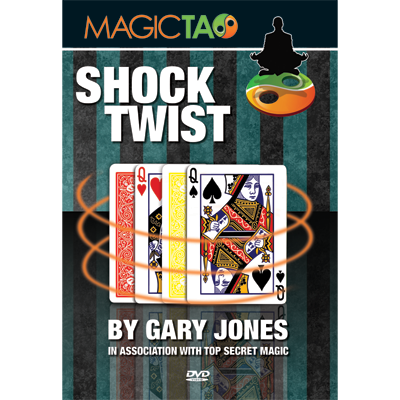 Shock Twist by Gary Jones and Magic Tao - Trick