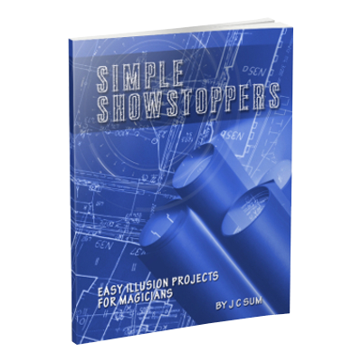 Simple Showstoppers by JC Sum - Book