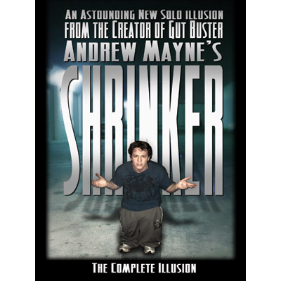 Shrinker by Andrew Mayne - Trick