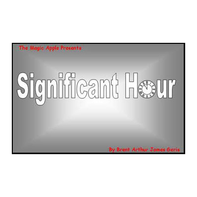 Significant Hour by Brent Geris - Trick