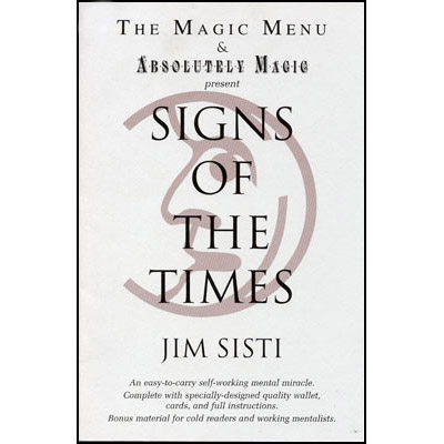 Signs of the Times by Jim Sisti - Trick