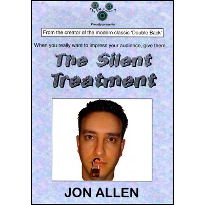Silent Treatment (Original) by Jon Allen - Trick