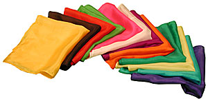 6 inch Silk 12-pack (Assorted) by Vincenzo Di Fatta