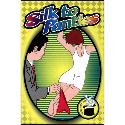 Silk to Panties by Vincenzo di Fatta - Trick