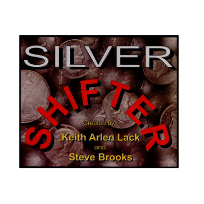Silver Shifter (Morgan Dollar) by Arlen Studios - Trick