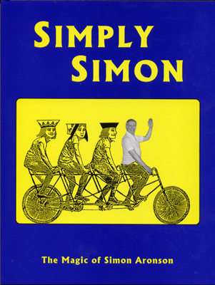 Simply Simon book Simon Aronson