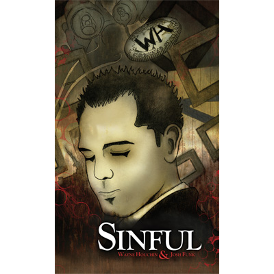 Sinful (Book and DVD) by Wayne Houchin - Book