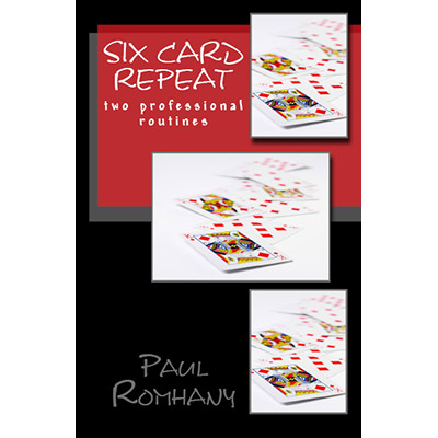 Six Card Repeat (Pro Series Vol 3) eBook DOWNLOAD