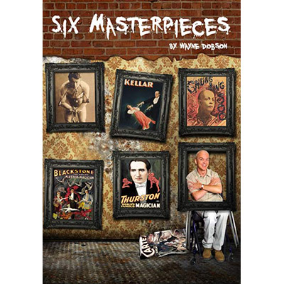 Six Masterpieces by Wayne Dobson - Book
