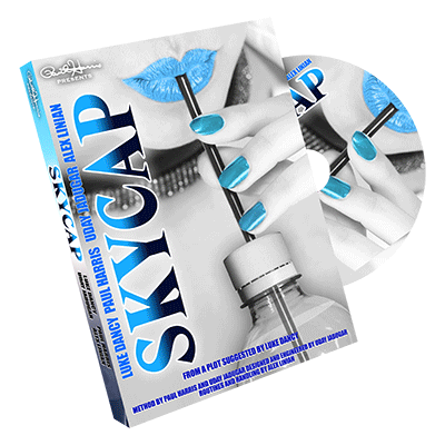 Paul Harris Presents Skycap White (DVD and Gimmick) by Uday and Luke Dancy - DVD