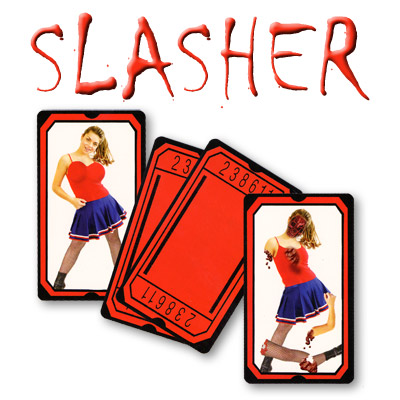 Slasher by R. Shane - Trick