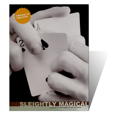 Sleightly Magical by Dan and Dave Buck - Book