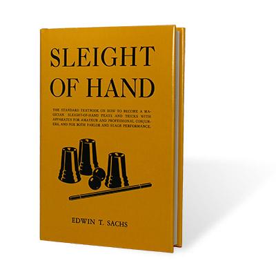 Sleight of Hand (Hardbound) by Edwin Sachs - Book