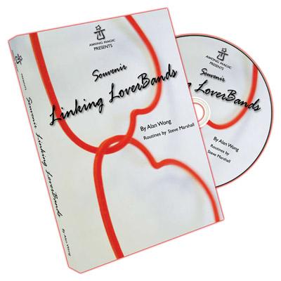 Souvenir Linking Loverbands (20 link, 10 single, DVD)