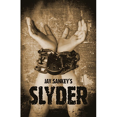Slyder by Sankey Magic - Trick