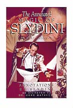 Slydini Book, Annotated Magic of