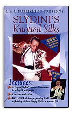 Slydini's Knotted Silks w/ DVD