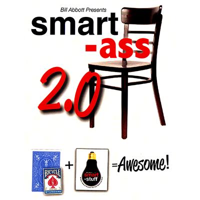 Smart Ass (Blue with bonus pack)  Bill Abbott