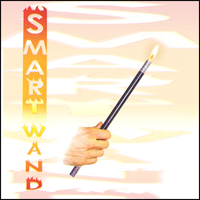 Smart (Fire) Wand by Vincenzo Difatta - Trick