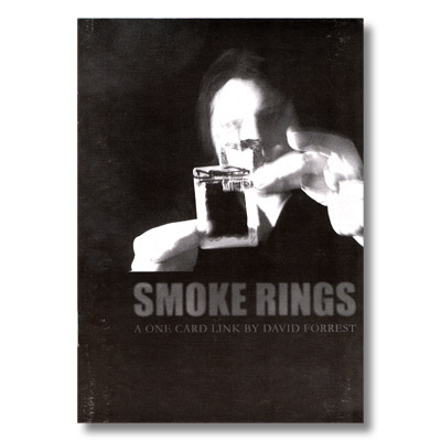 Smoke Rings  by David Forrest - Trick