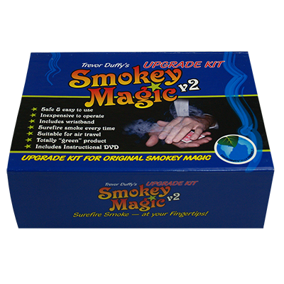 Smokey Magic Upgrade Kit (Version 2) by Trevor Duffy - Trick
