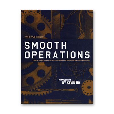 Smooth Operations by Kevin Ho & Dan and Dave Buck - Book