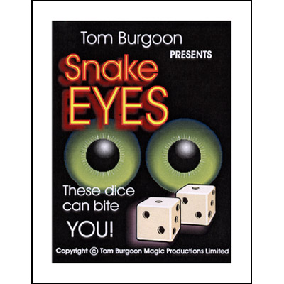 Snake Eyes by Tom Burgoon - Trick